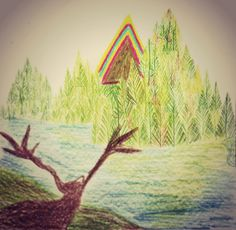 Mi primer dibujo Blog, Painting, Art, Dibujo, Art Background, Painting Art, Kunst, Paintings, Performing Arts