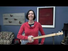How to Play Money For Nothing on CBG Cigar Box Guitar - Cigar Box Nation