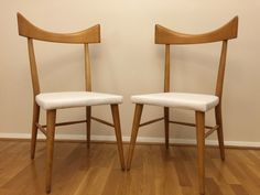 Paul Mccobb, Mid Century Furniture, Bar Stools, Dining Chairs, Trending Outfits, Etsy, Vintage, Home Decor, Bar Stool Sports