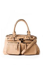 Soho Lock Satchel Francescas.com