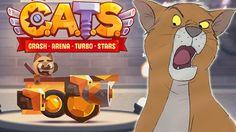C.A.T.S. Crash Arena Turbo Stars  #27 : CHEST OPENING + CAMPIONATO 20