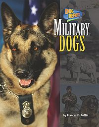 """Kids will learn the history of military dogs as they meet such heroes as Nemo, a brave shepherd in Vietnam who alerted his handler to an impending attack. The narrative takes children from the dog-training process to the military front lines, spotlighting military dogs in action."""
