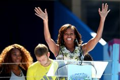 Michelle Obama's Best Moments of 2013