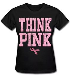 Great cancer awareness!! THINK PINK!