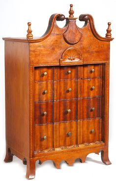 Laura would have stored spices in this 18th Century Cherry Spice Cabinet. Scenting Scandal (Scandalous-Siblings Series) by Suzi Love