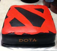 Neutral Creeps - Dota 2 News From Around The World: Dota 2 Cakes