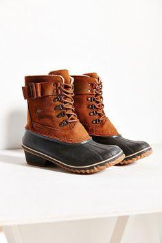 Sorel Winter Fancy Lace-Up II Boot