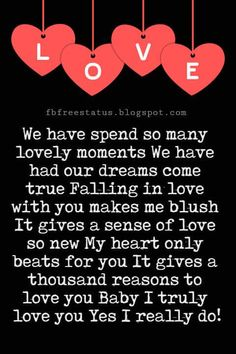 If you're looking for love you messages? Here you can find a collection of I love You Text Messages, Images, Photos to send to your loved ones Love. Romantic Love Messages, Love You Messages, Romantic Love Quotes, I Love You Text, Love You Baby, Cute Love Quotes, Love Quotes For Him, Marriage Advice Quotes, Relationship Quotes