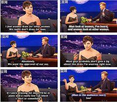I love Ginny!