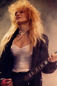 Nancy Wilson, 1985