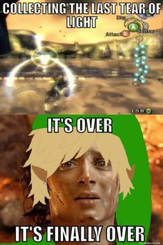 I swear I hate those things... They weren't so bad in TP! But in Skyward Sword I was scared to death lol and they took FORVER.