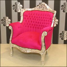 love the frame Decor, Chair Design, Furniture, Chair, Home, Interior, Girls Bedroom, Louis Xv Furniture, Home Decor