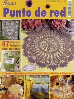 Crochet - Cenira Ávila