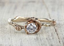 Handmade Engagement in Rings - Etsy Jewelry - Page 2