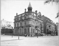 Daytonian in Manhattan: The Lost Josiah Fiske Mansion -- No. 884 5th Avenue