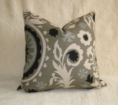 Great pillow but all of her pillows are amazing.  They ship very quickly too.  Highly recommend @WillaSkyeHome on Etsy.