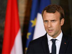 Emmanuel Macron Blames France for the Rise of Islamic Radicalisation