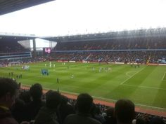 Aston Villa home 2014