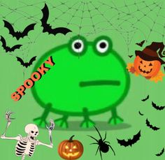 Stupid Funny Memes, Haha Funny, Peppa Pig, Frog Pictures, Frog Art, Cute Frogs, Green Frog, Spooky Scary, Frog And Toad