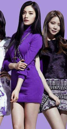 Nana & beautiful Kaeun , with Afterschool . Youtube their music #nana #imjinah #gaeun #afterschool