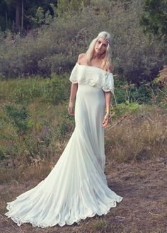 Hippie Boho Wedding Dresses Bohemian Wedding Dress s