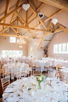 Hyde Barn wedding venue in Gloucestershire