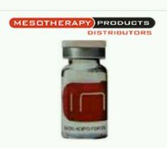 Adipoforte Box 5 vials of 10ml ea.