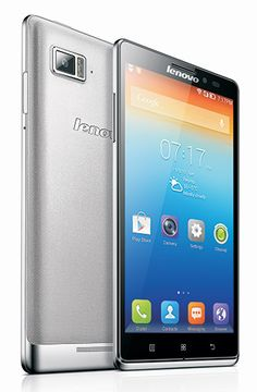 Lenovo's first 4G LTE phone Vibe Z goes official with 5.5-inch 1080p display, #Snapdragon 800, 7.9 mm thick. #Android