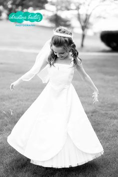 photography - first communion