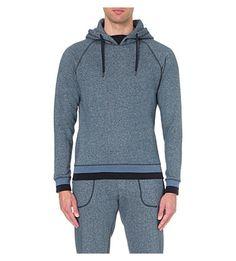 ORLEBAR BROWN Casey cotton-jersey hoody