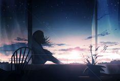Anime Computer Wallpaper, Anime Scenery Wallpaper, Wallpaper Backgrounds, Fantasy Landscape, Fantasy Art, Aesthetic Art, Aesthetic Anime, View Wallpaper, Estilo Anime