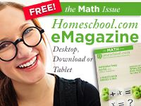 Homeschool.com Math issue; free online magazine