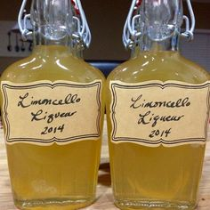 """Limoncello I """"Absolutely wonderful. I have a year round loaded lemon tree so this will become a staple at our house."""""""