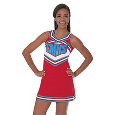 Cheerleader Uniforms and Packages from Cheerleading Company