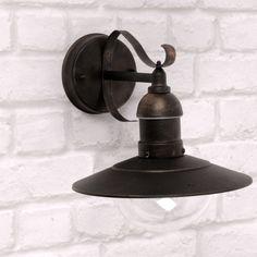 5 Watt LED outdoor lamp wall lamp garden outside patio light lamp elegant new