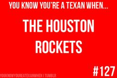 HOUSTON! WHAT WHAT!