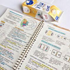 Improving Handwriting Tips School Organization Notes, Study Organization, College Notes, School Notes, Studyblr, Neat Handwriting, Bullet Journal Notes, Mitosis, School Study Tips