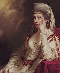 Margaret Georgiana, Countess Spencer, née Poyntz by Henry Pierce Bone after Sir Joshua Reynolds (auctioned by Christie's)