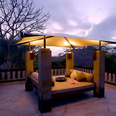 Definitely need one of these at home! Amanusa, Bali
