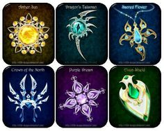 Magic items adopts 12 (CLOSED) by Rittik-Designs on DeviantArt Anime Weapons, Fantasy Weapons, Fantasy Kunst, Fantasy Art, Magical Jewelry, Weapon Concept Art, Magic Art, Fantasy Jewelry, Fantasy Inspiration