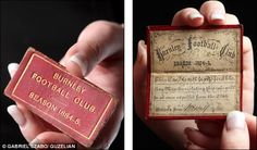 oldest ticket football