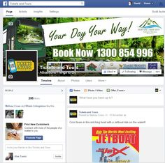 https://www.facebook.com/ticketsandtoursgc - check out our facebook page for even more offers