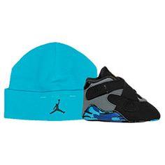 59d3bddded070a Infant Air Jordan Retro 8 Crib Shoes