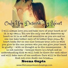 ☆Only you deserve my heart. Ours will be the bond that not even death can break…