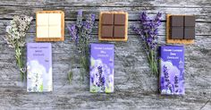 Lavender Chocolate S'mores Lavender Crafts, Lavender Recipes, Campfires, Summer Breeze, Months In A Year, Hot Chocolate, Diy Projects, Backyard, Fire Pits