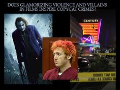 The importance of the issue of violence on television and movies