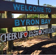 cheer up slow down - Byron Bay - beaches, hinterland, wildlife, markets, colour… Byron Bay Beach, Stuff To Do, Things To Do, Gypsy Life, North Coast, Travel Ideas, Adventure Travel, Places Ive Been, Beaches
