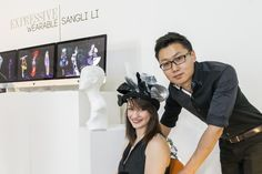 Beyond Google Glass: Wearable tech hats, clothes, even nail polish #wearabletechnology