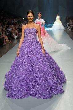 Платья для принцесс от Michael Cinco: пышные, легкие и волшебные - Ярмарка Мастеров - ручная работа, handmade