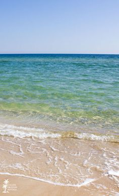Waters Of St George Island Florida Beaches Springs Sunshine State